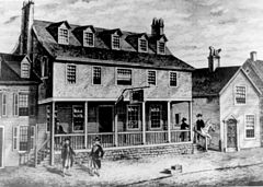 240px-Sketch_of_Tun_Tavern_in_the_Revolutionary_War