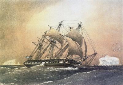 HMS-challenger-mitchell