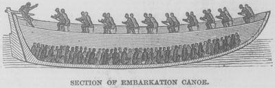 slave canoe