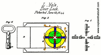 yale-door-lock-patent-1844