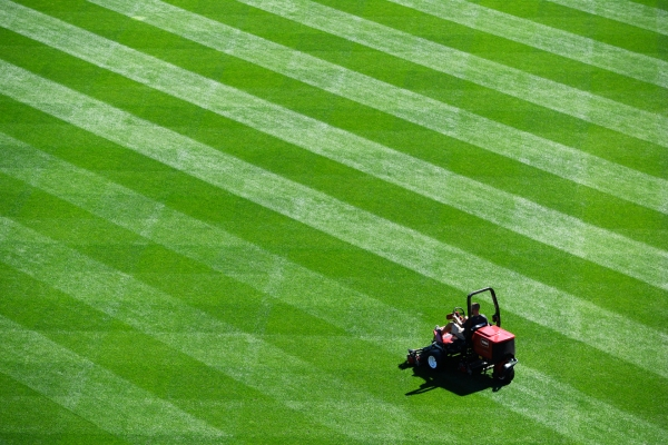 Colorado Rockies Grounds Crew
