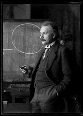 Bildnis Albert Einstein (1879-1955)