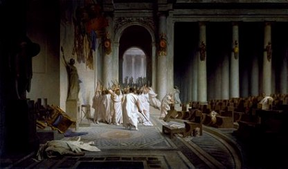 440px-Jean-Léon_Gérôme_-_The_Death_of_Caesar_-_Walters_37884