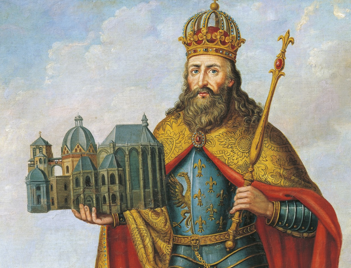 portrait-of-charlemagne