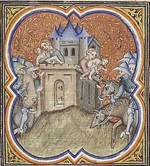 220px-Nebuchadnezzar_camp_outside_Jerusalem._Famine_in_the_city